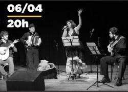 Sesc Bento Gonçalves recebe apresentação de música portuguesa