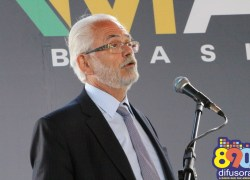 Presidente da Apex-Brasil promete apoio à internacionalização do setor moveleiro