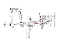 Em 60 dias, trânsito na área central de Bento deverá sofrer alterações
