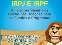 Receita Federal usa cartilha da UCS em orientação para destinação social do IR