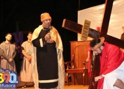 40ª Romaria à Cruz do Salgado reúne 5 mil pessoas em Bento