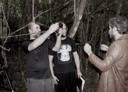 """Curta-metragem """"O Guardião"""" é gravado em Bento"""