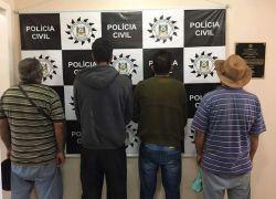 Operação Invasões prende quatro por venda irregular de terrenos em Canela