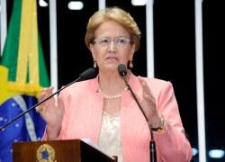 Para Ana Amélia, projeto sobre abuso de autoridade deve incluir Legislativo e Executivo