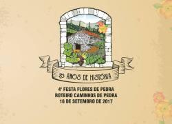 4ª Festa Flores de Pedra ocorre em setembro no Roteiro Caminhos de Pedra em Bento