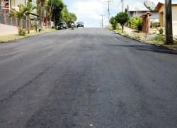 Prefeitura prevê abrir licitação até o fim do mês para novos asfaltamentos em Bento