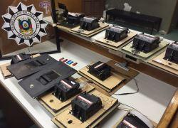 Polícia Civil desarticula casa de jogos de azar em Bento
