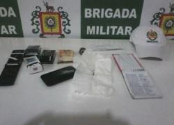 Mulher é presa vendendo drogas no Hospital de Guaporé