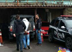 Homem é preso por violência doméstica em Garibaldi