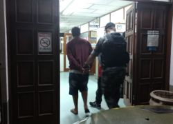 Homem preso e adolescente apreendido por tráfico em Bento