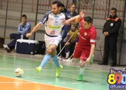 BGF perde de virada em casa pela Liga Gaúcha de Futsal