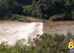 Ponte que liga Bento a Cotiporã está liberada para tráfego