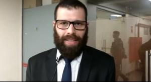 Vinicius Boniatti, filho da vítima