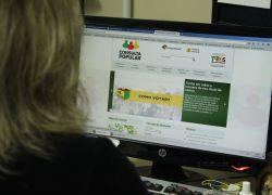 Consulta Popular tem votações para região da Serra na próxima semana