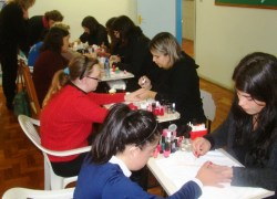 Projeto voluntário em Bento beneficia alunos da Apae