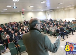 Avança projeto de Sistema Integrado de Segurança para os municípios através do CISGA