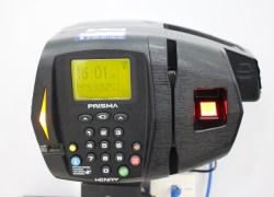 Entrada e saída de funcionários da prefeitura de Bento serão registradas com relógios biométricos