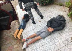Seis são presos e veículos são recuperados em Barros Cassal