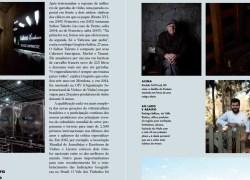 Bento é destaque na Revista Gol de julho