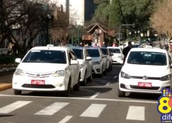 Pasin defende regulamentação do transporte por aplicativo e confirma reunião com taxistas na terça