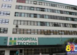Jovem ferido a faca em ocorrência de homicídio em Bento tem alta do Tacchini