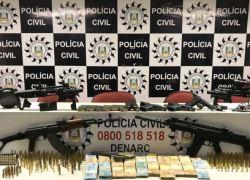 Polícia Civil apresenta resultados do primeiro semestre de 2017