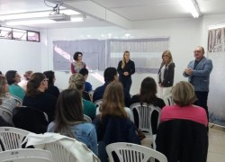 Sistema Nacional de Segurança Alimentar  e Nutricional promove capacitação em Bento