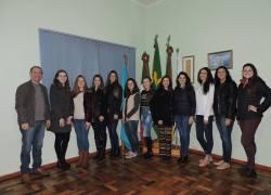 Candidatas a rainha e princesas da Festa da Vindima 2018 se encontram em Monte Belo