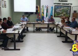 Vereadores votam um projeto e um decreto nesta terça-feira em Monte Belo do Sul