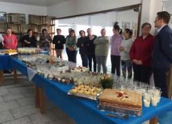 Curso de tortas e docinhos é concluído em Faria Lemos interior de Bento