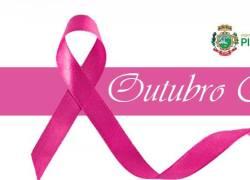 Palestra de prevenção ao Câncer de Mama em Pinto Bandeira