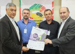 Comissão de Agricultura da Assembleia recebe convite para Feira de Tecnologia para Viticultura