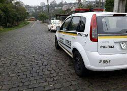 Brigada Militar recupera veículos furtados em Bento