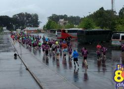 Rústica de Integração mobiliza atletas na UCS em Bento