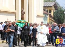 Fé e religiosidade na 128ª Festa em Honra a São Francisco de Assis em Monte Belo do Sul