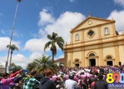 Fé e devoção na 115ª Festa em Honra a Nossa Senhora do Rosário de Pompéia em Pinto Bandeira