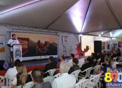 Aberta oficialmente a 32ª edição da Feira do Livro de Bento Gonçalves