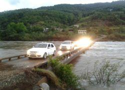 Ponte que liga Bento a Cotiporã é liberada