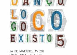 """Espetáculo de dança """"Dança Logo Coexisto 5"""" ocorre domingo em Bento"""