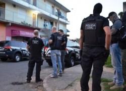 Operação Ruína prende cinco e bloqueia bens de grupo criminoso no RS