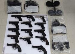 MPF/RS garante condenação por contrabando de armas de fogo, acessórios e munições no território nacional
