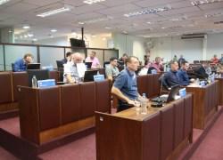 Câmara aprova quatro projetos em Bento