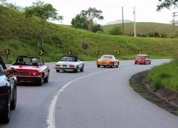 Bento participa do Rally de regularidade de Carros Históricos