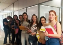 Susepe recebe primeiros nomeados do concurso 2017 para entrega de documentos