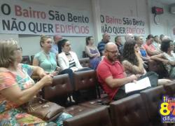 Vereadores de Bento votam nesta segunda Revisão do Plano Diretor