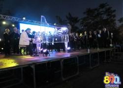 Comunidade prestigia Projeto Encantos na Praça Achyles Mincarone em Bento