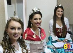 Comitiva da Festa de Abertura da Vindima de Monte Belo visita a Rádio Difusora