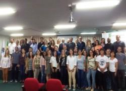 IFRS realiza posse coletiva de 40 servidores