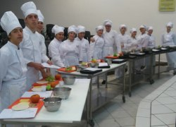 Inscrições abertas para curso de Chef de Cozinha Internacional UCS/ICIF