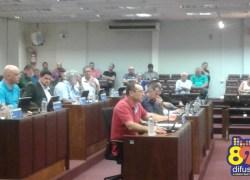 Câmara de Bento aprova duas matérias na última sessão ordinária